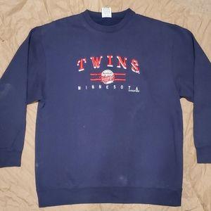 2002 Minnesota Twins Crewneck